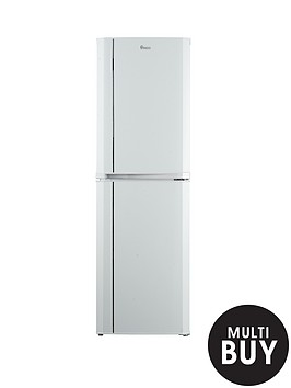 swan-sr8060w-55cm-fridge-freezer-white