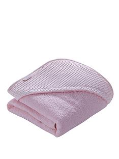 clair-de-lune-waffle-hooded-towel