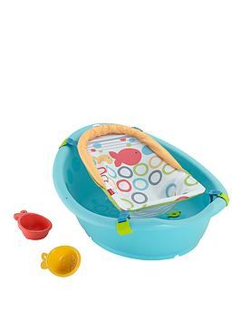 fisher-price-rinse-n-grow-baby-bath-tub
