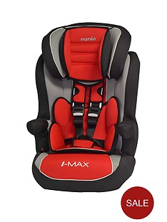 nania-imax-sp-luxe-group-123-high-back-booster-seat