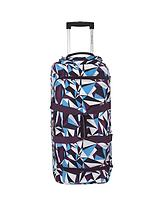 Rita Large Trolley Bag - Purple