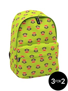 paul-frank-signature-print-backpack
