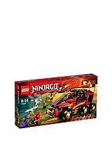 Ninjago Ninja DB X 70750