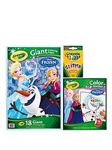 Disney Frozen Art Set