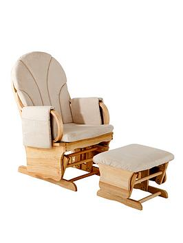 ladybird-gliding-nursing-chair-with-footstool-pine