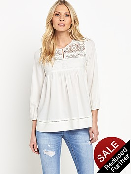 south-embroidered-neck-blouse