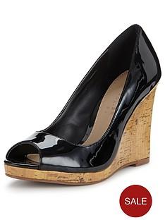 shoe-box-morrison-patent-peep-toe-wedges
