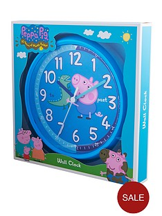 peppa-pig-george-wall-clock
