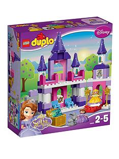 lego-duplo-sofia-the-first-royal-castle-10595