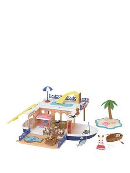 sylvanian-families-seaside-cruiser-house-boat