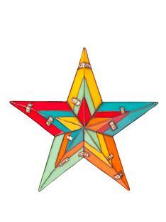 la-hacienda-large-wall-star