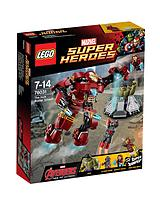 Super Heroes The Hulk Buster Smash - 76031
