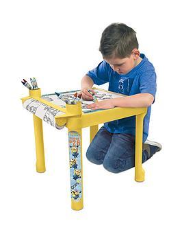 minions-minions-colouring-table