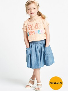 ladybird-girls-crop-top-chambray-skater-skirt-and-headband-set-12-months-to-7-years