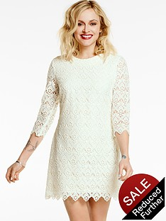 fearne-cotton-round-neck-lace-dress