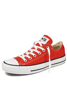 converse-all-star-ox-junior-plimsolls-red