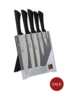 amefa-exclusive-richardson-sheffield-5-piece-love-colour-knife-block-ebony