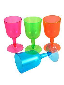 neon-multi-coloured-plastic-wine-glasses-20-pack