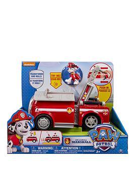 paw-patrol-on-a-roll-vehicle-marshall