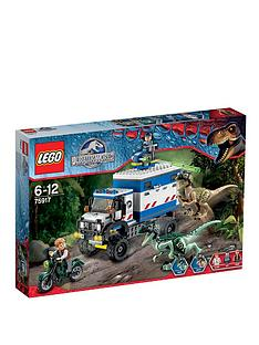 lego-jurassic-world-raptor-rampage-75917