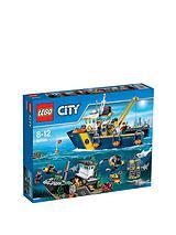 City Deep Sea Exploration Vessel