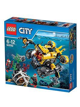 lego-city-deep-explorers-deep-sea-submarine-60092