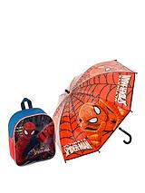 Back Pack and Umbrella Set