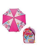 Back Pack and Umbrella Set