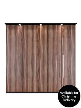 vermont-5-door-wardrobe-with-lights