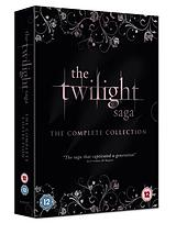 The Twilight Saga: The Complete Collection DVD