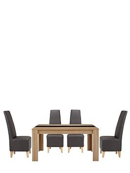 joanna-150-cm-dining-table-4-manhattan-chairs-buy-and-save
