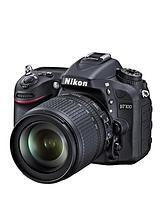 D7100 18-105mm Lens Digital SLR Camera