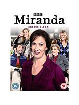 Miranda: Series 1-3 DVD