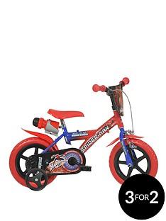 spiderman-ultimate-12-inch-dino-bike
