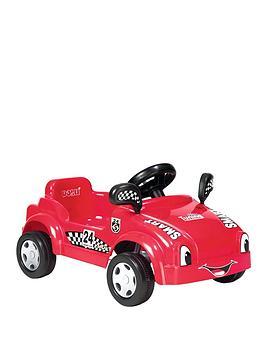 first-pedal-car
