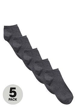 top-class-unisex-trainer-school-socks-5-pack
