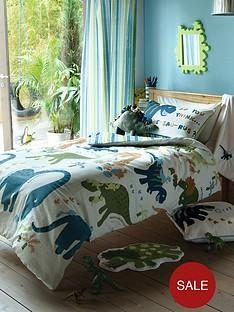 catherine-lansfield-dinosaur-single-duvet-cover-set
