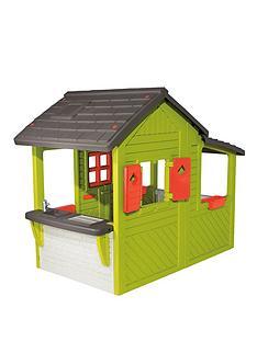 smoby-floralie-playhouse