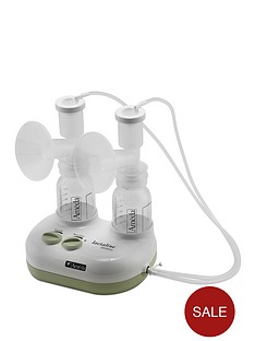 ameda-purely-yours-lactaline-double-electric-breastpump