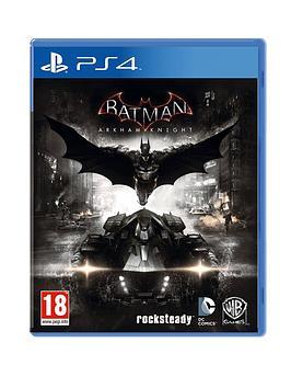 playstation-4-batman-arkham-knight