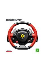 Ferrari 458 Spider Racing Wheel - Xbox One