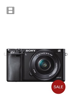sony-ilce6000-243-megapixel-interchangeable-lens-digital-camera-with-selp1650-and-sel55210-lens-kit