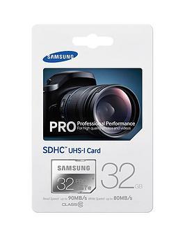 samsung-32gb-sdhc-pro-memory-card-class-10