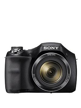 sony-dsch300b-201-megapixel-digital-camera-black