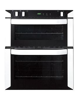 belling-bi70fp-60cm-built-under-double-fan-electric-oven-white