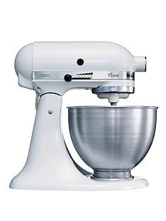 kitchenaid-k45ss-classic-stand-mixer-white