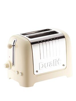 dualit-26202-lite-2-slice-toaster-cream-gloss