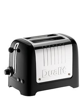 dualit-26205-lite-2-slice-toaster-black-gloss