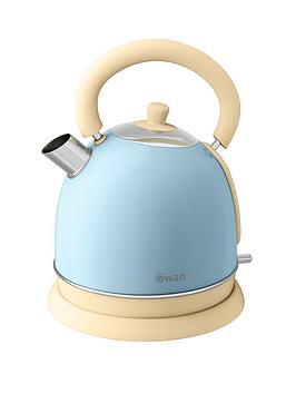 swan-sk261020bln-retro-dome-kettle-blue