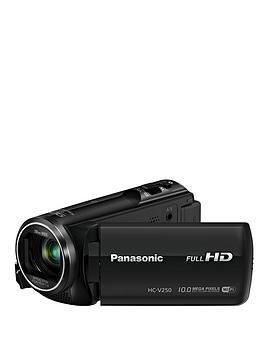 panasonic-hc-v250eb-k-camcorder